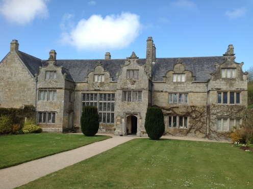 Trerice a National Trust property nearNewquay